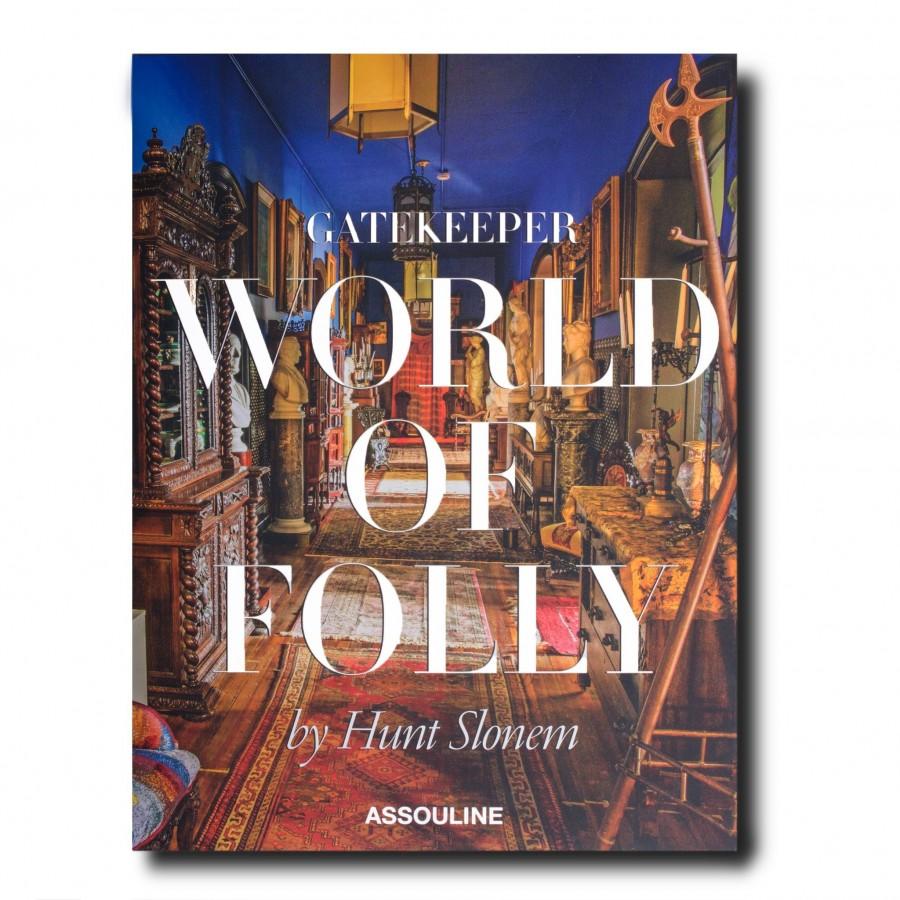 Gatekeeper: World of Fоllу by Hunt Slonem