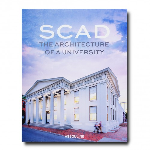 SCAD, Architecture of a University