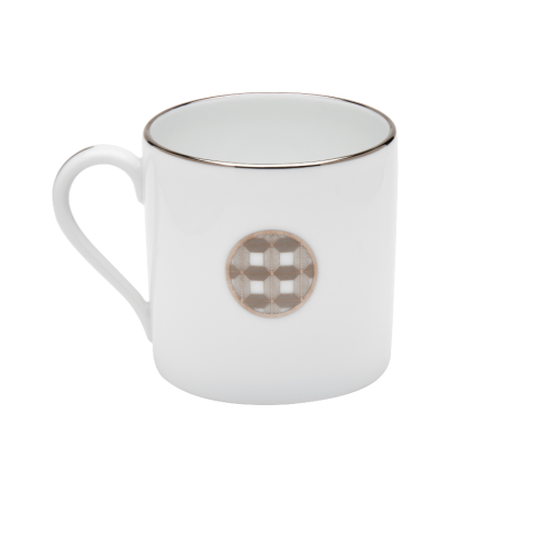 Mini Mug Duomo Platine
