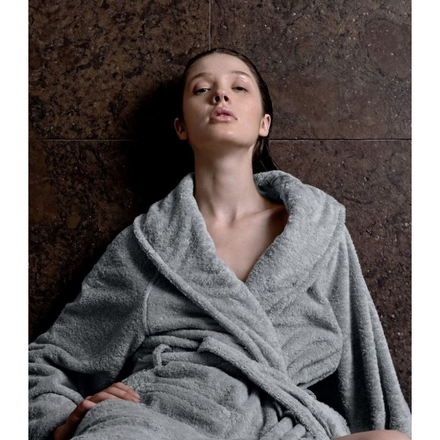 Банный халат Drops