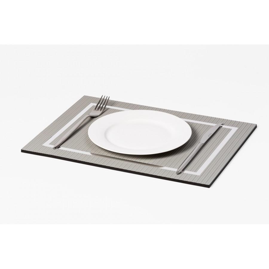 Кожаные подставки под посуду