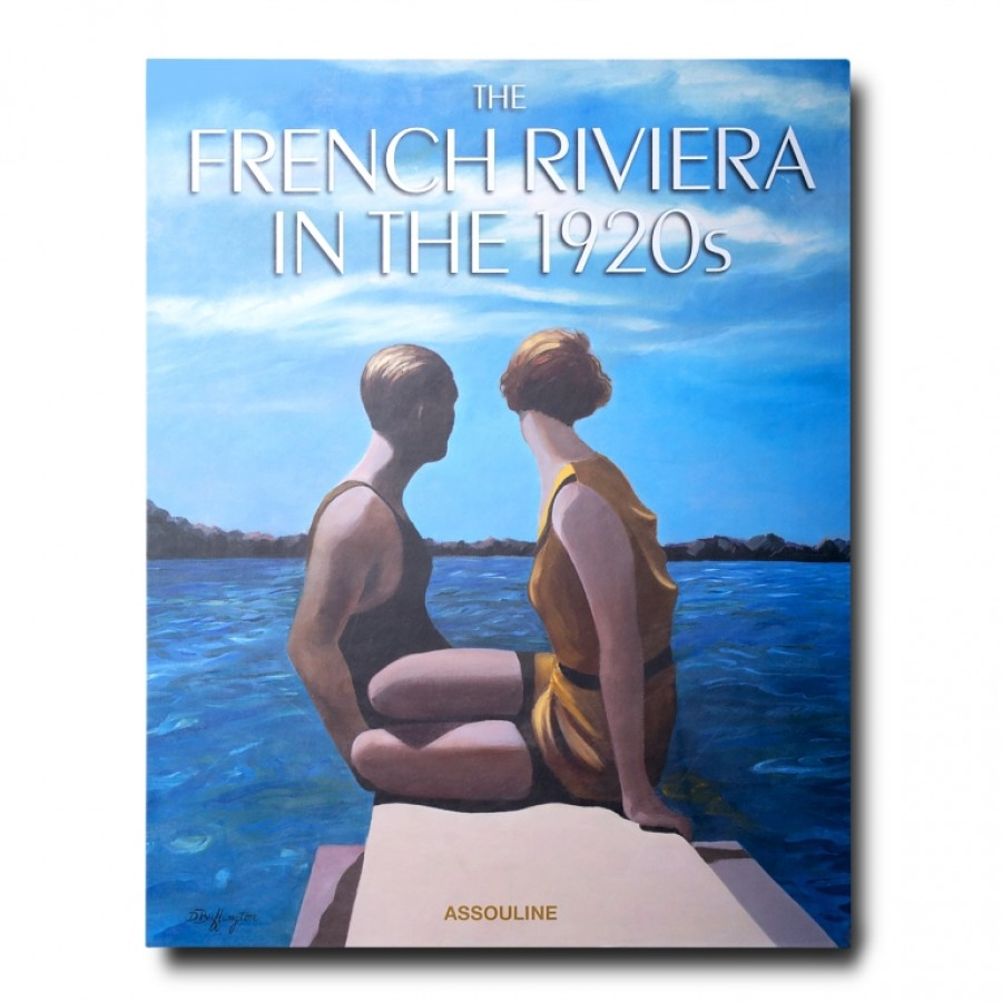 French Riviera in the 1920'